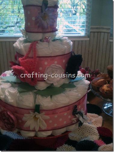 Diaper Cake (4)