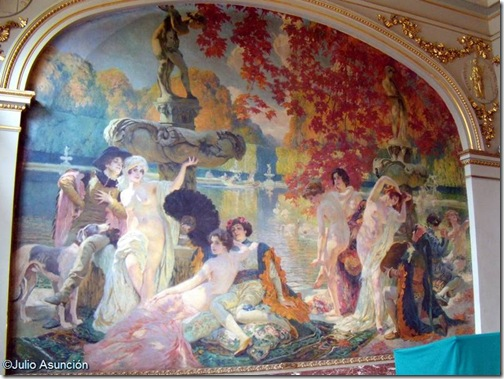 El amor en la isla de Citera - Capitolio - Sala Gervais - Toulouse