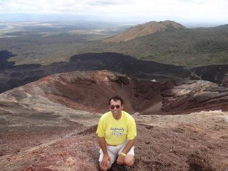 24. Deasupra craterului.JPG