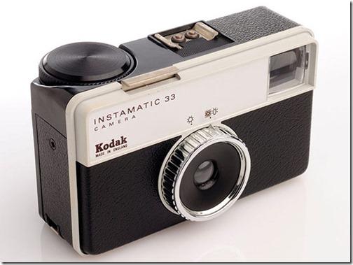 Kodak Instamatic 33, 1968