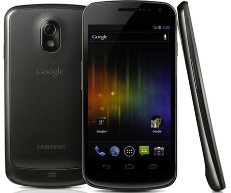 Galaxy Nexus and Ice-cream Sandwich are officially announced