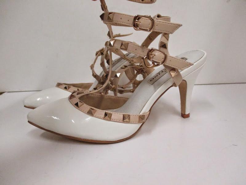 Valentino Strappy Heels