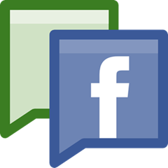 facebook pages logo