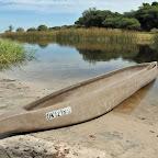 Fiberglass-Mokoro © Foto: Sunway-Safaris
