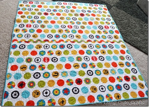 Back-of-quilt