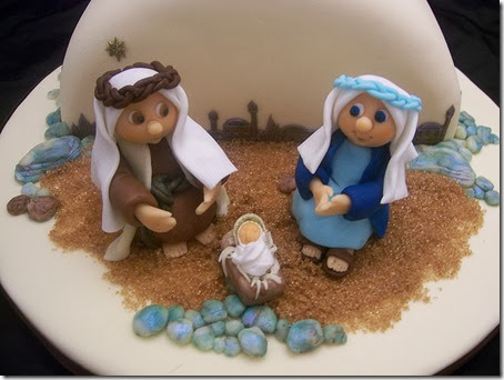 tartas navidad cosasparanavidad (8)