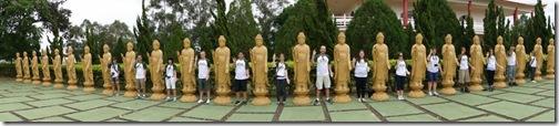 Panoramica Centro Budista Loumar Turismo