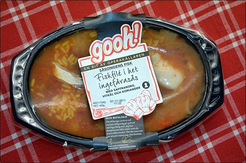 Gooh fiskfilé