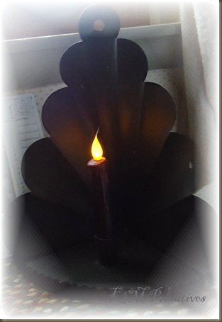 bedroom candle light 2