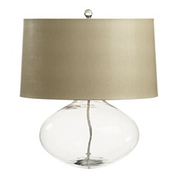 crate-barrel-glass-lamp
