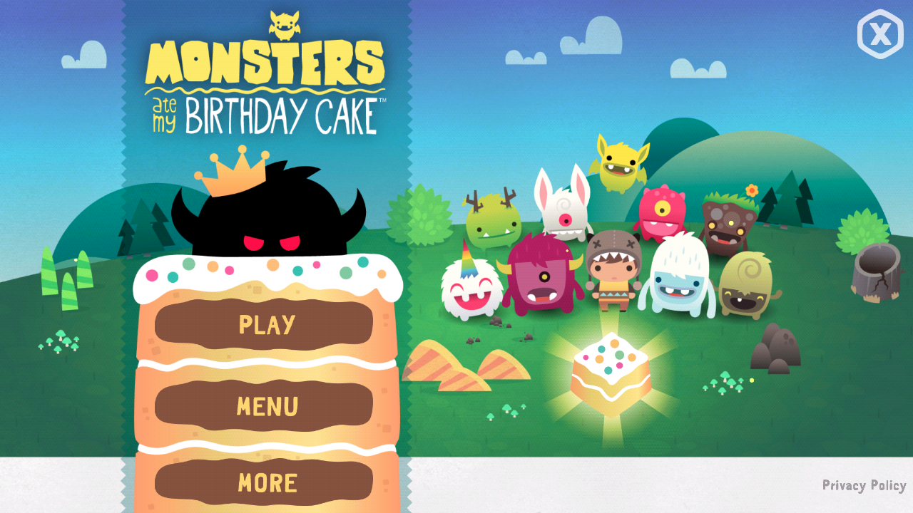 Monsters Ate My Birthday Cake Game Review Crazielittlefish