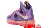 nike lebron 10 gr allstar galaxy 3 04 Release Reminder: Nike LeBron X All Star Limited Edition