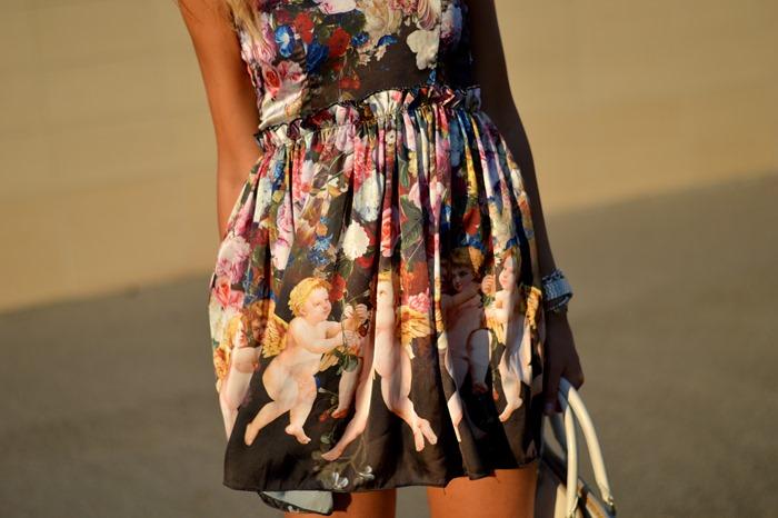 Details, Fashion Details, Prints, Print Dress, Dolce & Gabbana Inspired