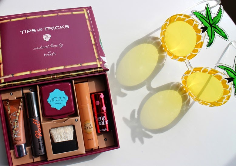 Benefit-Do-The-Hoola-set-QVC