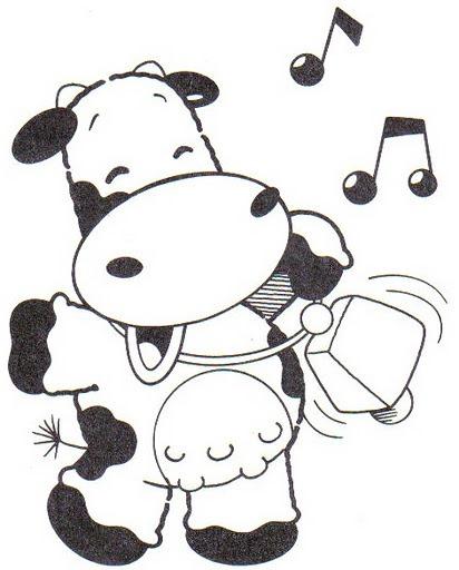 vacas dançarinas