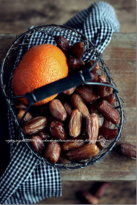 daktyle, mandarynki i jogurt grecki - koktajl (4)