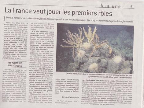 França minièr sosmarin LeMarin 270511