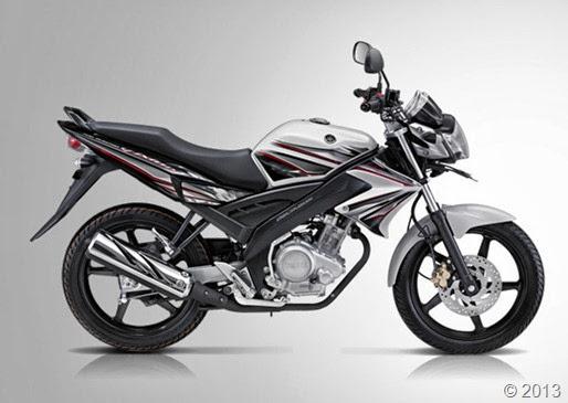Daftar Harga Motor Yamaha Baru Oktober 2013