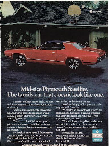 1972 Plymouth Satellite