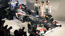 HD pictures 2013 Launch Sauber C32 F1 car