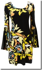Wallis print dress