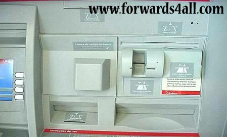 Save yourself from ATM theft