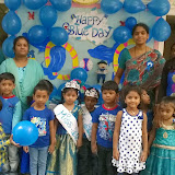 Blue day Celebrations at Kukatpally Branch