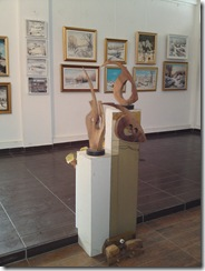 Sculpturile lui Mihai Boroiu