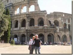 Kolosseum, Foro, Palatinum, Piazza Venezia, Spagna 005