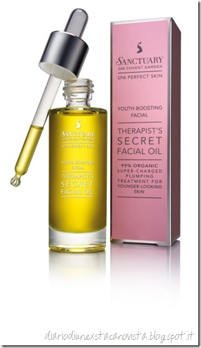 secret facial oil sm