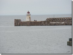 Borden Pier Light