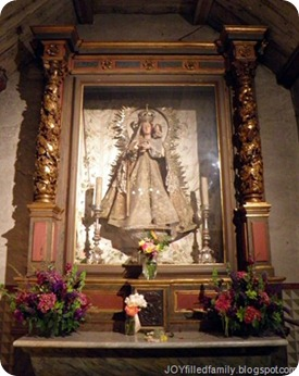 ur Lady of Bethlehem, is The Oldest Shrine of Our Lady on the West Coast of America. 