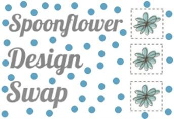 Spoonflower Design Swap button