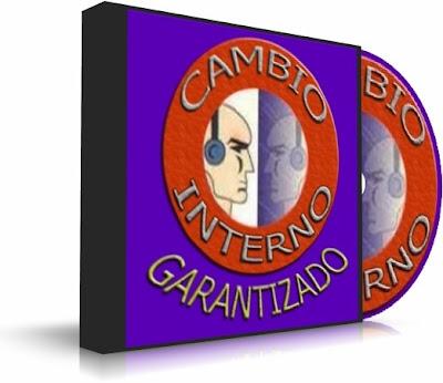 CAMBIO INTERNO GARANTIZADO [ Audio CD ] – Audios subliminales para reprogramar pensamientos y comportamientos, eliminando información negativa