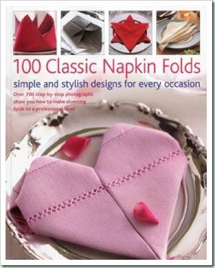 100classicnapkin folds