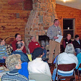 Community Supported Agriculture panel from western NY. February 2008