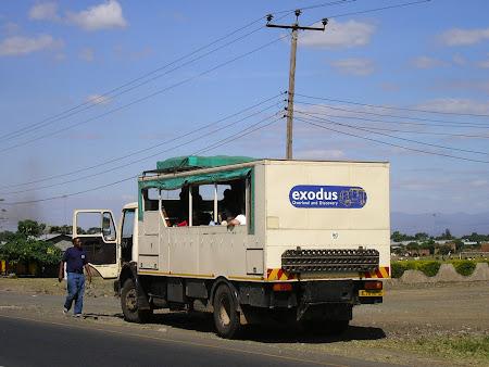 Camion Exodus