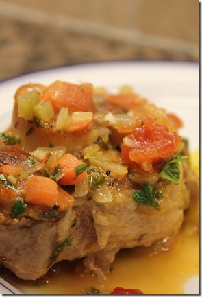Veal Osso Buco
