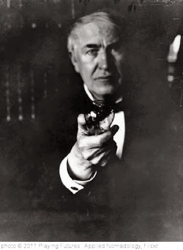 'Thomas Edison, 1930s' photo (c) 2011, Playing Futures: Applied Nomadology - license: http://creativecommons.org/licenses/by/2.0/