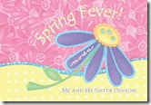 Spring Fever hangtag