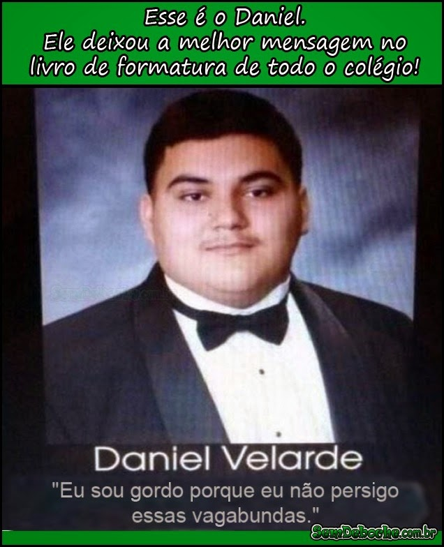 DANIEL SINCERO!