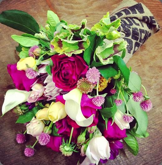 gomphrena 1005347_534538626595181_1507693581_n farmgirl flowers
