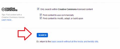 ข้อความ creative common