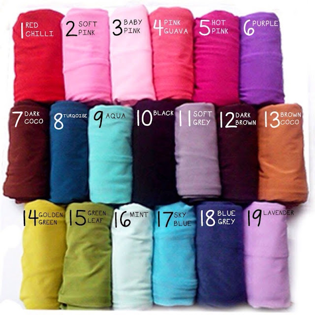 Hot Cotton Instant Shawl