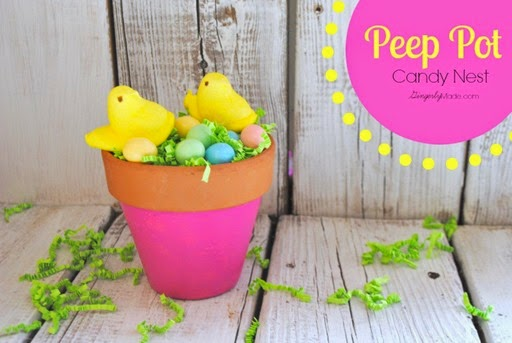 Peep-Easter-Candy-Bowl