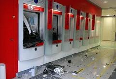 Bancos depredados