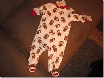 2.  Sock Monkey front