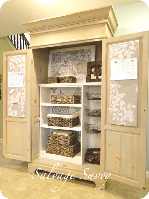 organization armoire