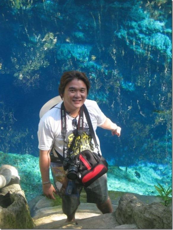 O Rio Encantado de Surigao, Filipinas (5)