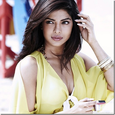 priyanka-chopra-on-a-beach